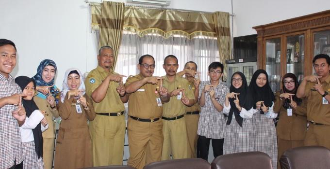 Pertemuan rombongan peserta Kadarkum